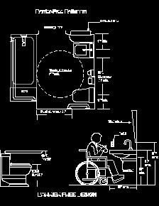 Ada Requirement Sample Drawings