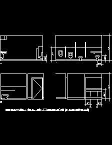 Ada Restroom Sign Autocad - Small House Interior Design