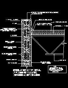 Concrete Foam Detail Sample Drawings