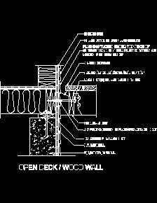 Deck Detail Sample Drawings