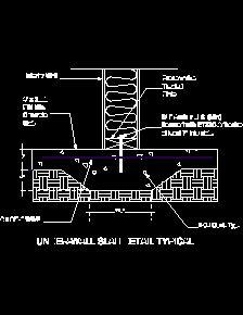 Foundation Sample Drawings