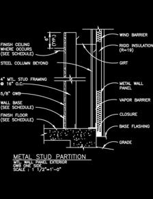 Floor Construction Sample Drawings