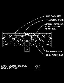 Interior Floor Finishes Sample Drawings