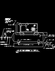 Compressed Air Systems Sample Drawings