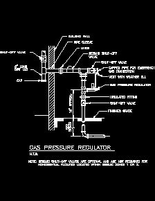 Cad Gas Regulator